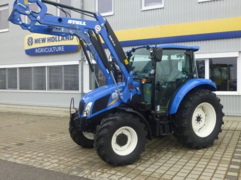 New Holland T 4.55 Aktionsschlepper