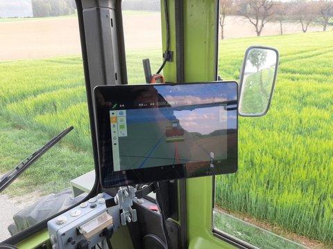 Trimble GPS-Lenksystem NACHRÜSTUNG