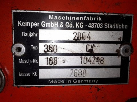 Kemper Champion 360