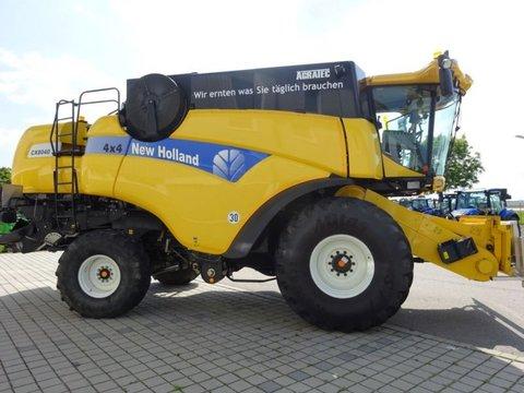 New Holland CX 8040 ALLRAD