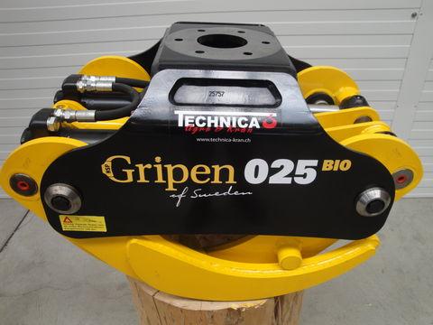 Sonstige Holzgreifer Gripen 025 BIO