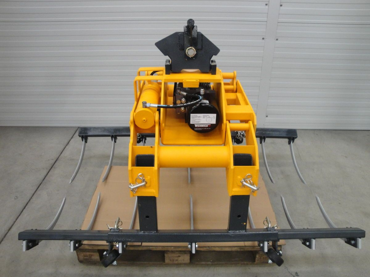 sonstige, BRUNNHUBER - Hydraulikgreifer HL-TS 3.6 KW | 5 P, 2021 | Heurüst-/Heuschrotmaschine | Agropool