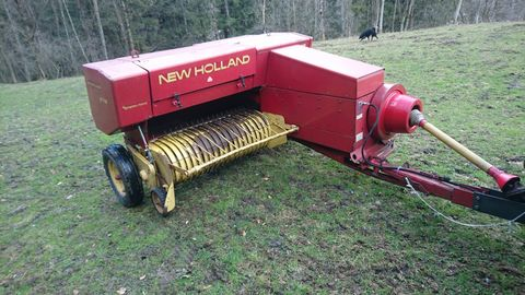 New Holland  NewhollandSuper Hayliner