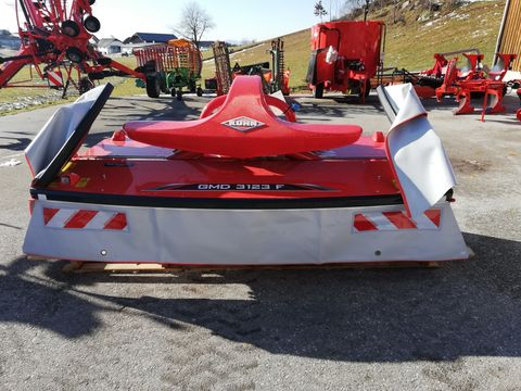 Kuhn GMD 3123F- FF 1000 Vorführmaschine