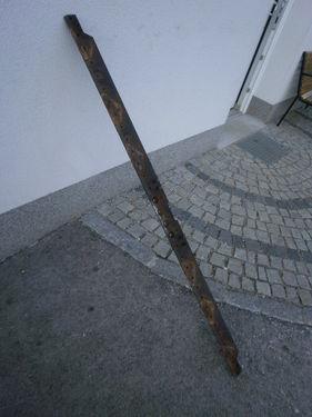Bucher Mähbalkenblatt 160 cm