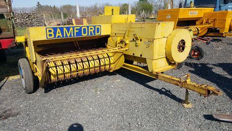 Egyéb Bamford BL 35 Bálázó