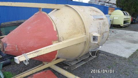 Kirchner Táp keverő 600 kg