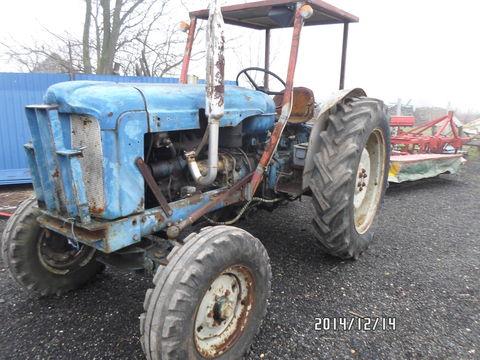 Egyéb Fordso Major Traktor