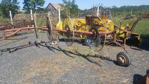 Fella Rendsodró 4 csillagos vontatott