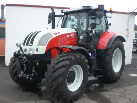 Steyr 6240 CVT