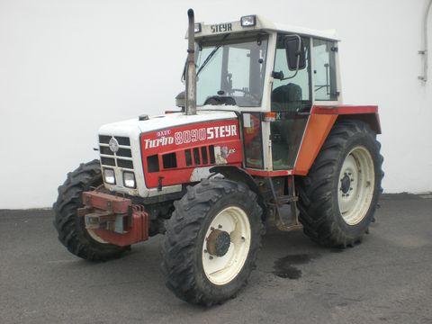 Steyr 8090 A T SK2 Standard (FS)