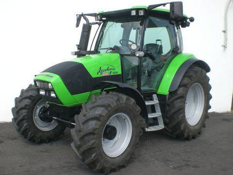 Deutz Fahr Agrotron K 120 Premium
