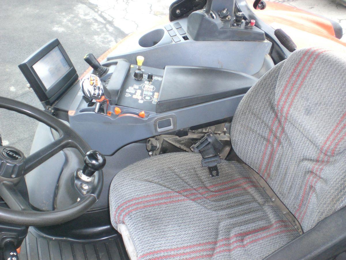 Steyr 6160 CVT Basis