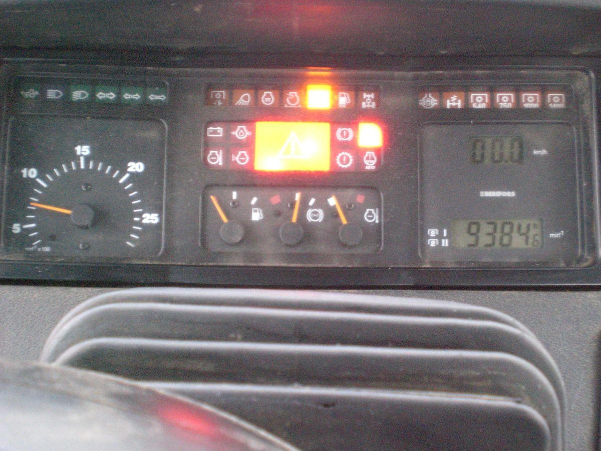 Steyr 9105 A Komfort