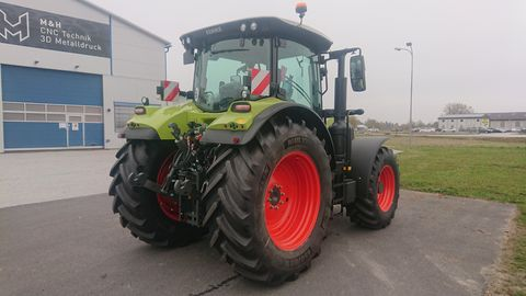 Claas Arion 630 CMATIC CEBIS