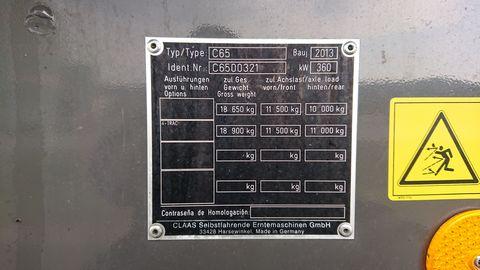 Claas Lexion 760 (Stage IIIb)