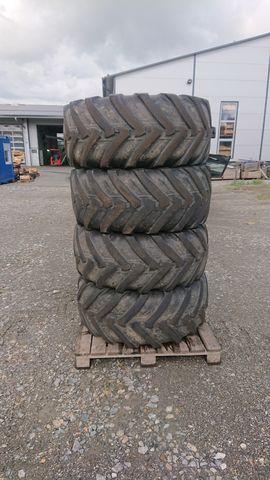 Michelin 500/70 R24 Reifen ohne Felgen