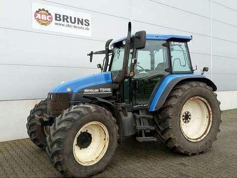 New Holland TS 115 ES(E)