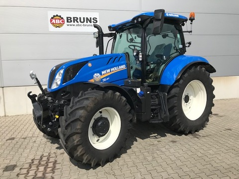 New Holland T6.180 ELECTROCOMMAND MY18