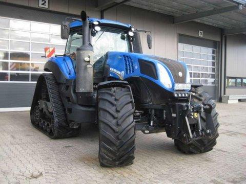 New Holland T8.435 AC SMARTTRAX