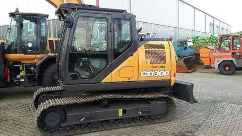 Case Baumaschinen CX 130D