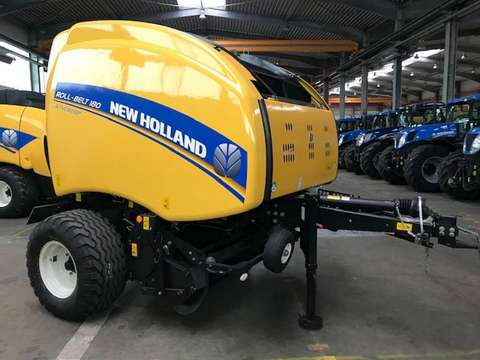 New Holland RB 180 ACTIVESWEEP PU