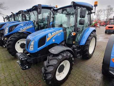 New Holland T4.55 S CAB 4WD MY 18