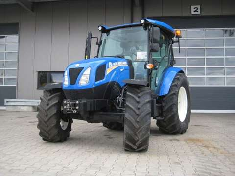 New Holland T4.75 S CAB 4WD MY18