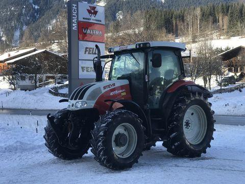 Steyr Profi 4115 + FH+FZW