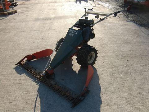 Pucha Motormäher 207