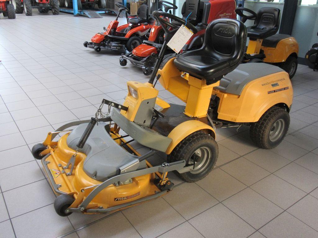 Stiga Rasenmäher Traktor