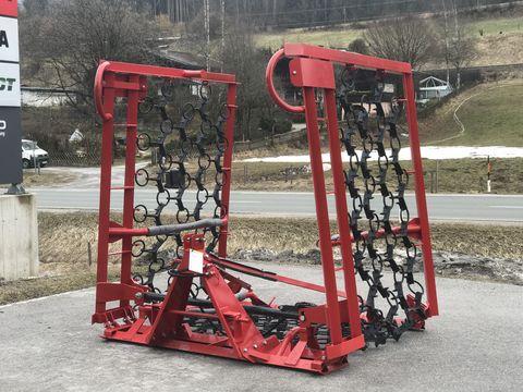 Sonstige Wiesenegge 6 m, 4-Reihig hydraulisch