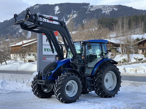 Valtra A 104 MH4 + Frontlader G4S