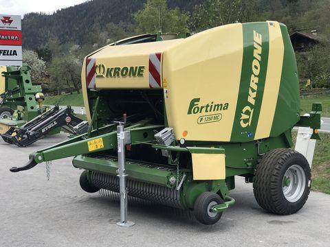 Krone Presse Fortima F1250 MC