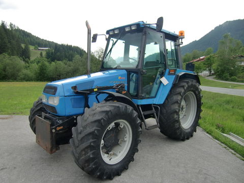 Landini DT 7880 Turbo+ Hauer OR Konsole