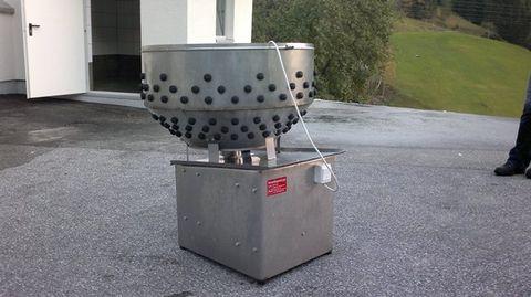 Sonstige Rupfmaschine, Geflügelrupfmaschine