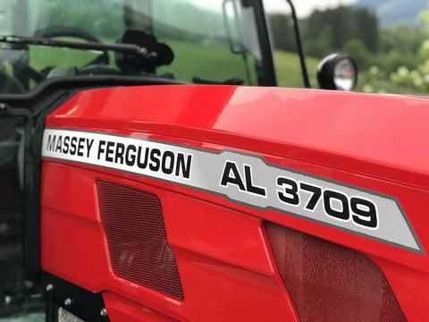 Massey Ferguson MF 3709 AL MR Cab EFFICIENT