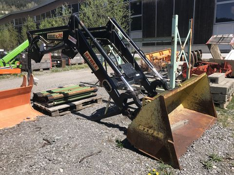 Stoll Frontlader Robust HDPM 30