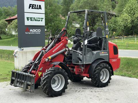 Weidemann Hoftrac 1380 HT/Hauer Klapp-FSDR T94