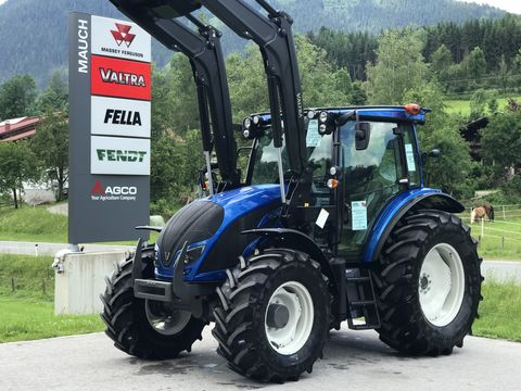 Valtra A 114 MH4 + Frontlader G4S