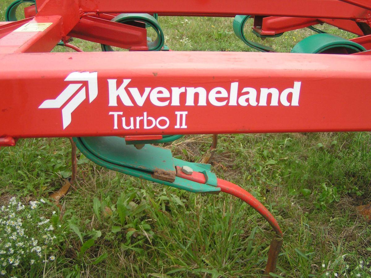 899 KVERNELAND TURBO Grubber Prospekt von 10//2017