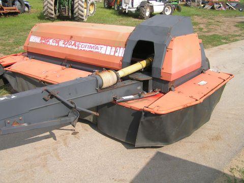 PZ VICON vontatott szársértős fűkasza