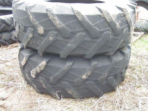 Pirelli 16,9R28 traktorgumi