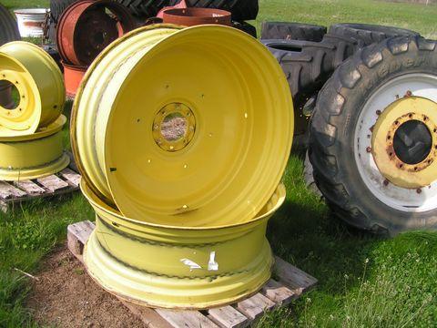 Michelin John Deere, Claas, NH, Case15x38-as traktorfelni
