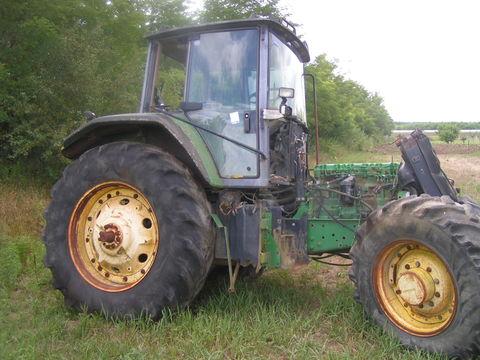 John Deere 7000-es traktor alkatrészek
