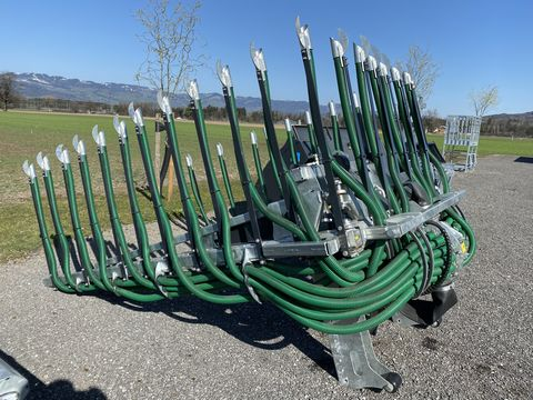 Farmtech Condor 7.5 m Schleppschuhverteiler