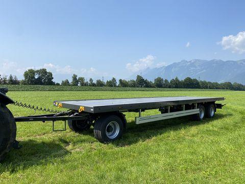 Wielton Wielton PRS-3/S24 24to 40km/h CoC Ballenwagen