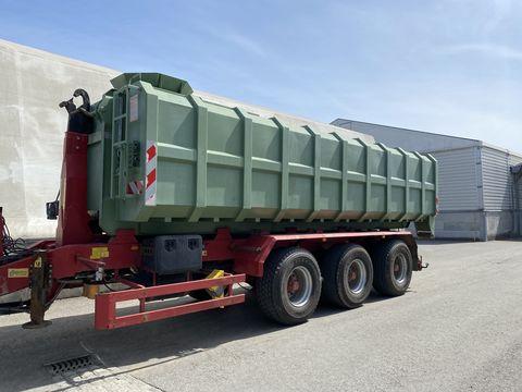 Containerprofi Güllecontainer 26 Kubikmeter