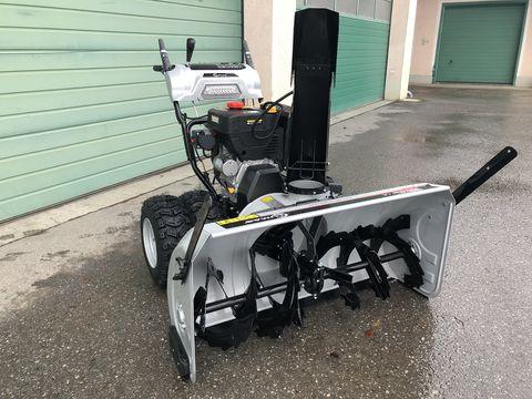 Sonstige Lumag SFR 110Pro Doppelrad 11 PS