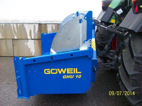 Göweil GHU 10/2000 DW Kippschaufel NEU
